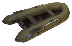 Лодка ПВХ Удача 2900 К3  под мотор надувная двухместная